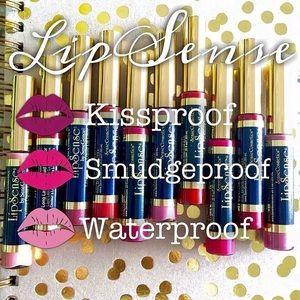 SeneGence Makeup - B. Ruby LipSence
